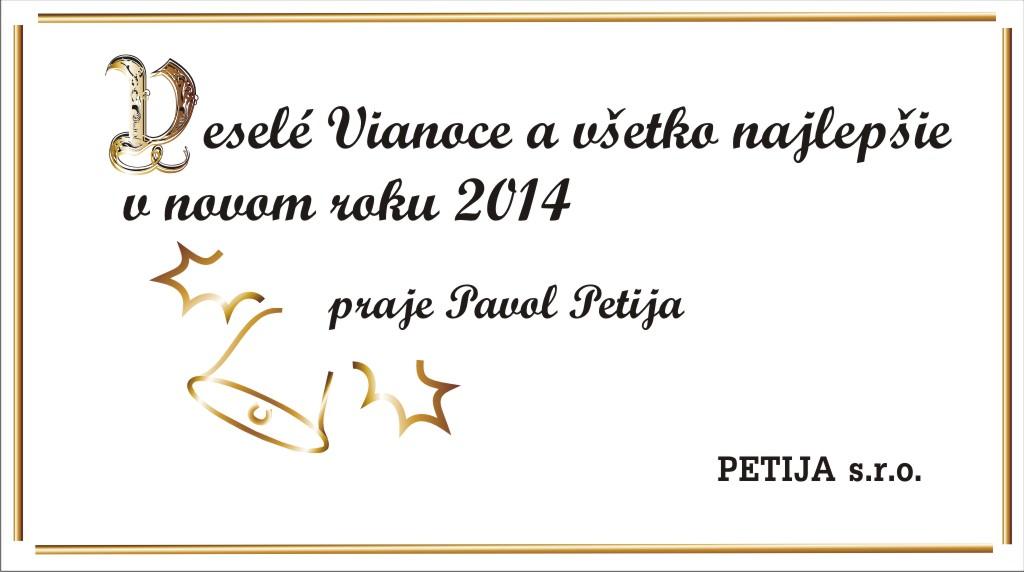 pavol.petija - 23.12.2013 11 32 54. Príjemné prežitie vianočných sviatkov a  veľa úspechov v novom roku všetkým vzduchovkárom želá Pavol Petija s  rodinou! 25e59ebc439